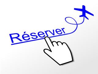 reserver sans payer billet d avion